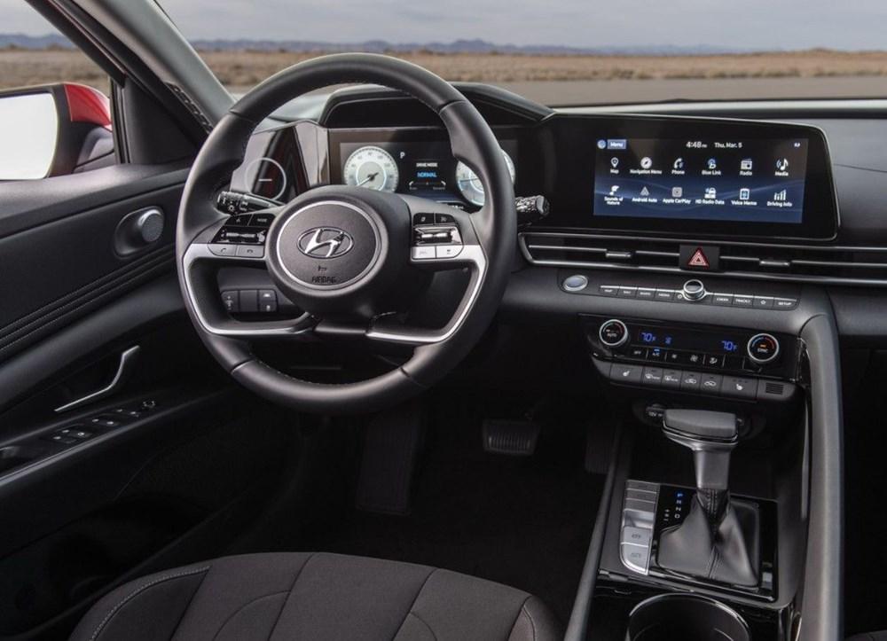 Hyundai Elantra Türkiye'de satışa çıktı (Fiyatı belli oldu) - 14
