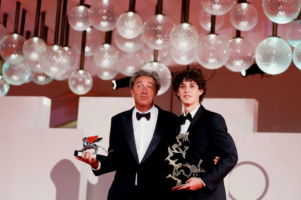 78. Venedik Film Festivali ödül gecesiyle sona erdi - 6