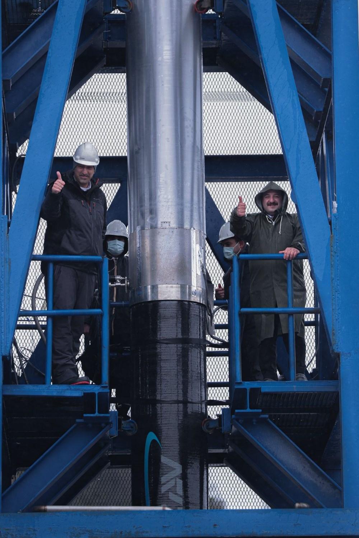 Milli Uzay Programı: Yerli roket motoru testi geçti - 6