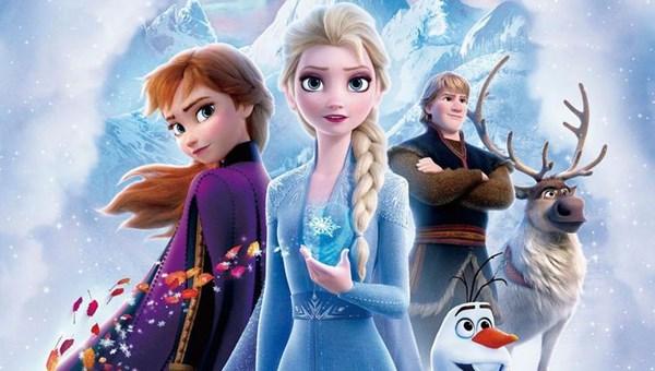 Karlar Ülkesi 2 (Frozen 2) soundtrack'ı müzik listesinde tekrar zirvede