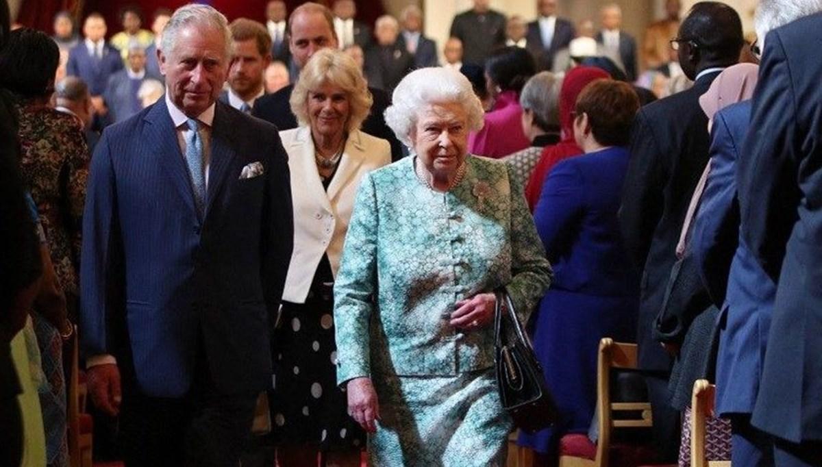 Kraliçe II. Elizabeth 13. kez bir ABD Başkanı ağırlayacak