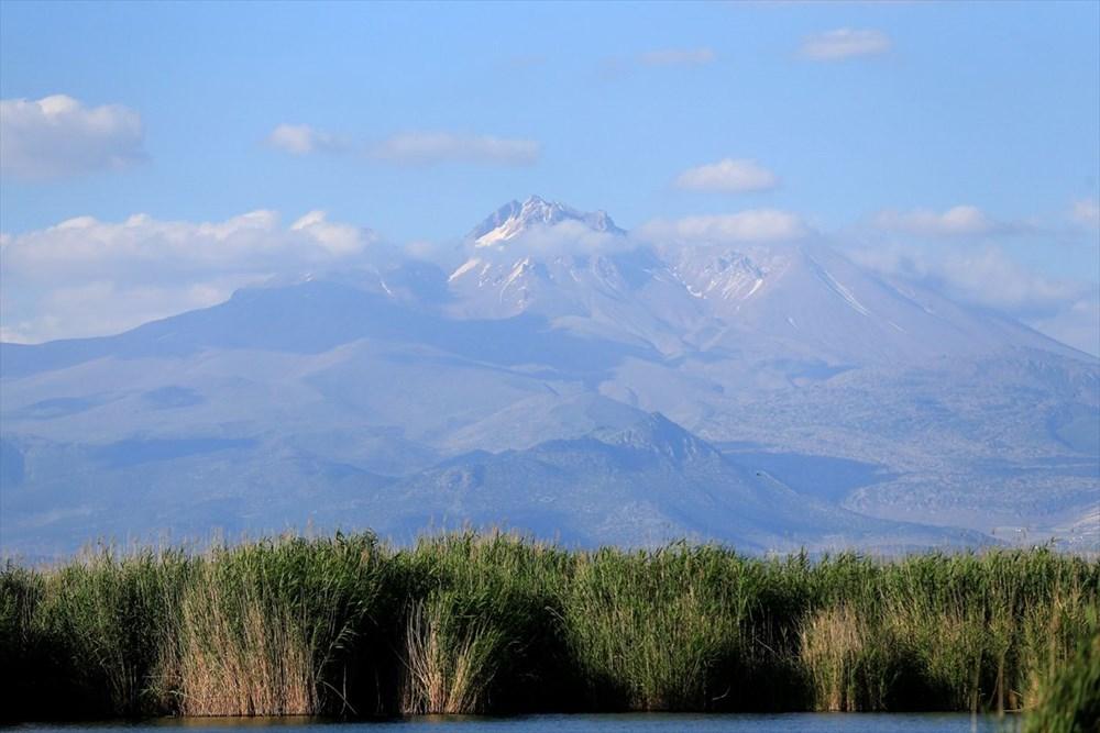 Kayseri'de bozkırın ortasındaki cennet vaha: Sultan Sazlığı - 43