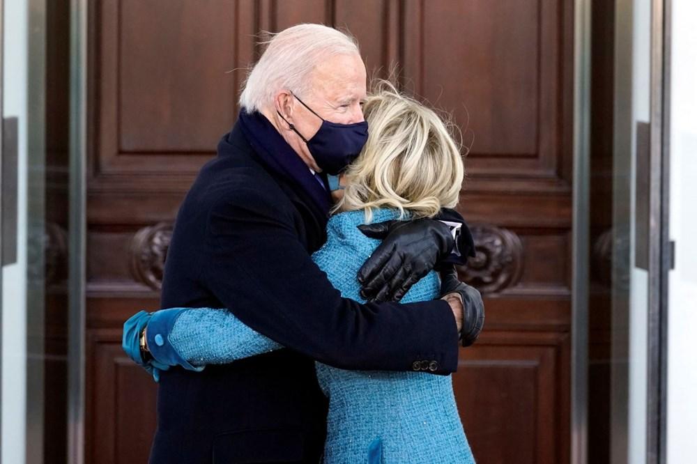 Joe Biden'ın yemin töreninden kareler (ABD'nin 46. Başkan Joe Biden göreve başladı) - 29