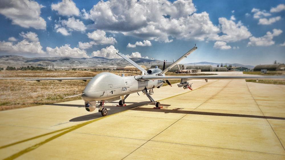 Silahlı drone Songar, askeri kara aracına entegre edildi (Türkiye'nin yeni nesil yerli silahları) - 93