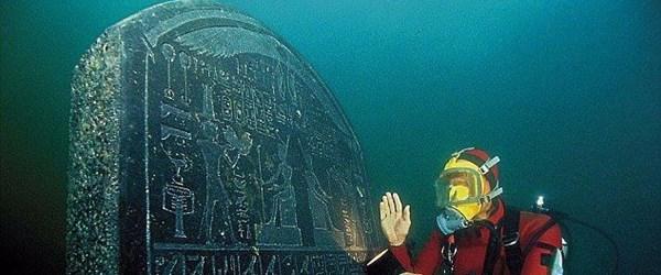 İskenderiye kıyılarında çarpıcı tarihi keşif
