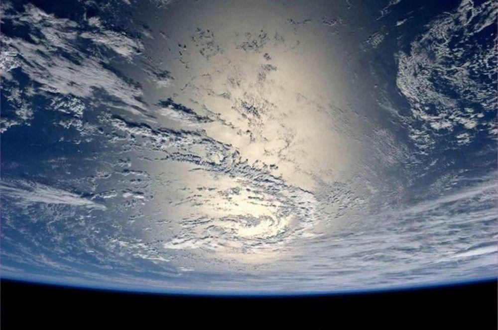 Dünya'nın yeni 'Mini Ay'ı yörüngeye girdi - 1
