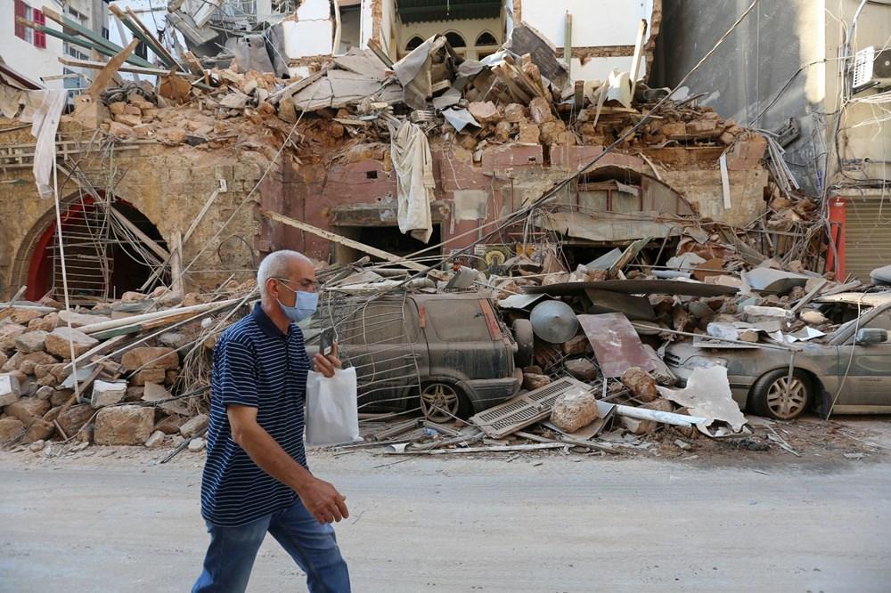 Beyrut'ta patlama: 100 kişi öldü, iki hafta OHAL ilan edildi - 29
