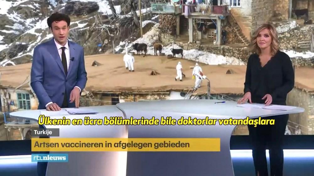 Hollanda kanalından Türkiye'ye aşılama övgüsü - 12