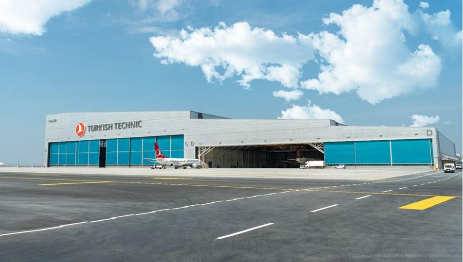 THY Teknik, Türkiye'nin en büyük uçak üs bakım hangarlarını hizmete sundu