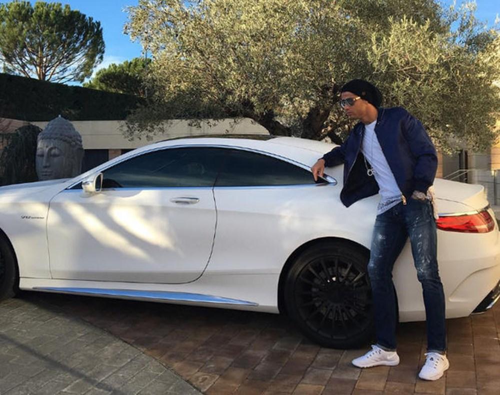 Cristiano Ronaldo dünyanın en pahalı arabasını aldı (Ronaldo'nun otomobil koleksiyonu) - 38