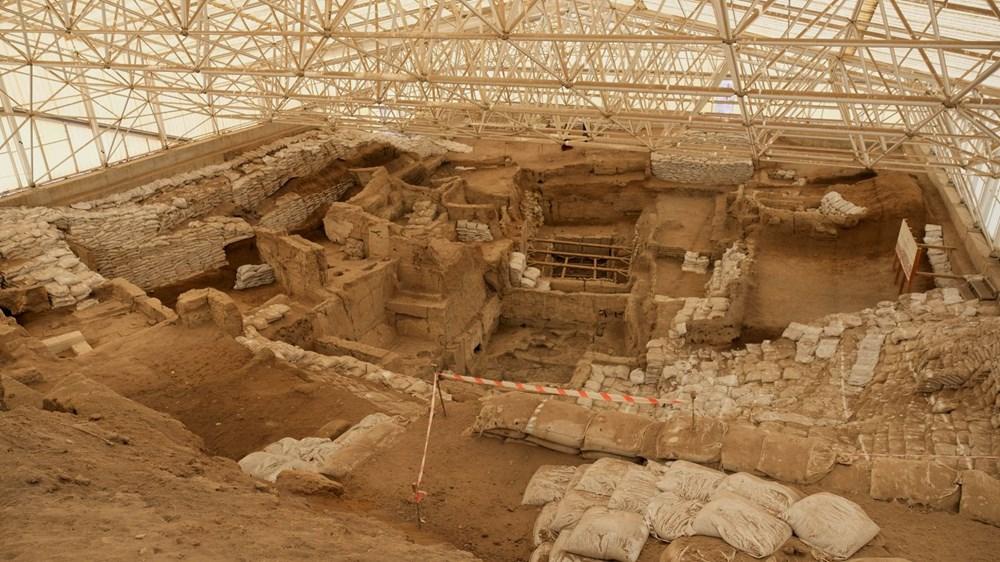 UNESCO Listesi'ndeki Çatalhöyük'te corona virüs sessizliği - 5