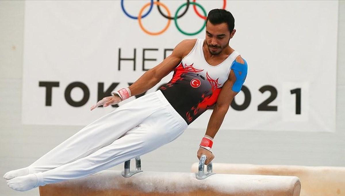 SON DAKİKA HABERİ: Türkiye cimnastikte ilk olimpiyat madalyasını Ferhat Arıcan'la aldı