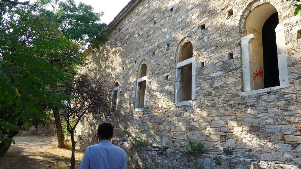Aziz Nikolaos Kilisesi (Noel Baba) restore ediliyor - 5