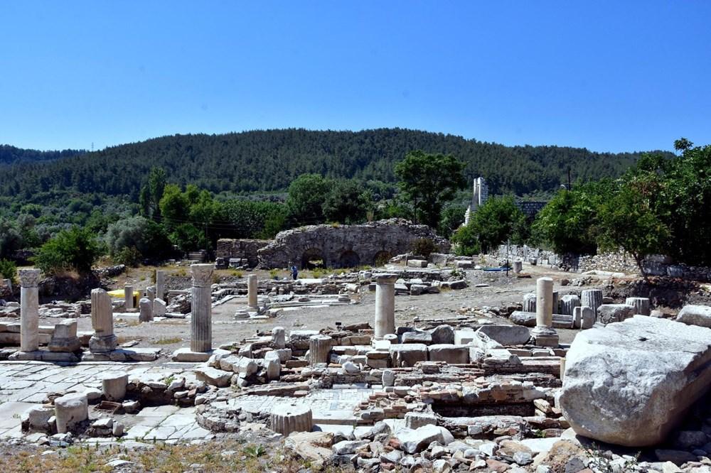 Yatağan'daki Antik kentte 1720 yıllık fiyat listesi - 5