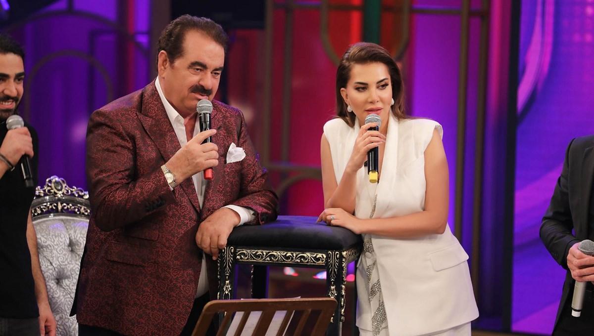 İbo Show'da küslükler sona erdi (İbrahim Tatlıses, Mehmet Ali Erbil'i evinde ziyaret etti)