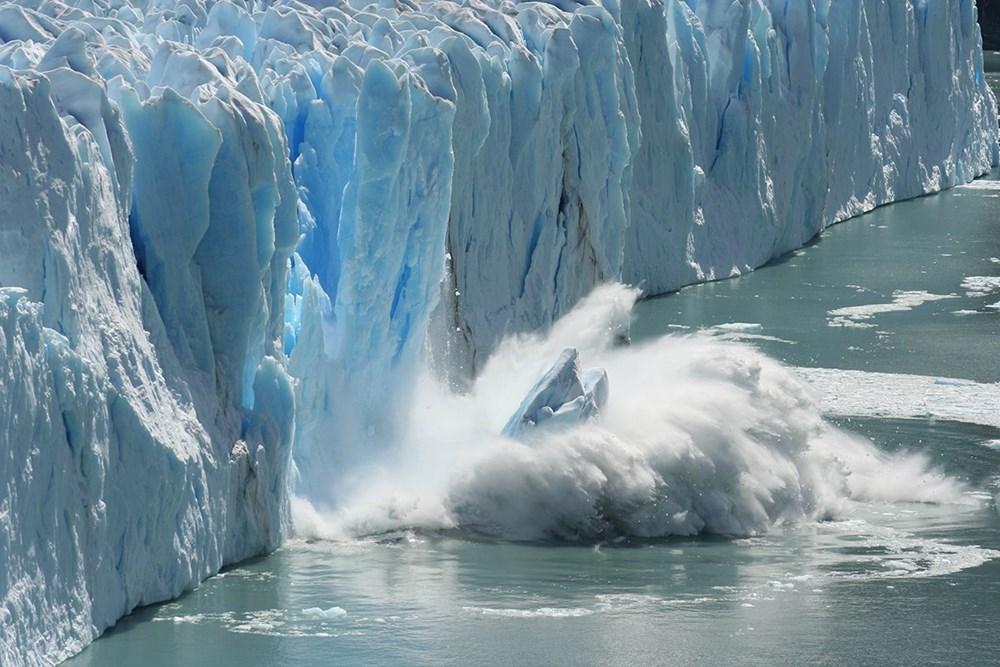 Bilim insanlarından felaket uyarısı: Dünya'nın çekirdeği Kıyamet Günü buzulunu eritiyor - 5