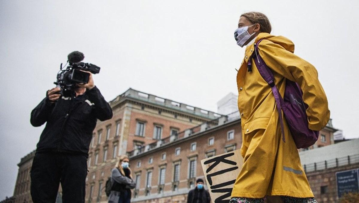 Greta Thunberg belgeseli geliyor