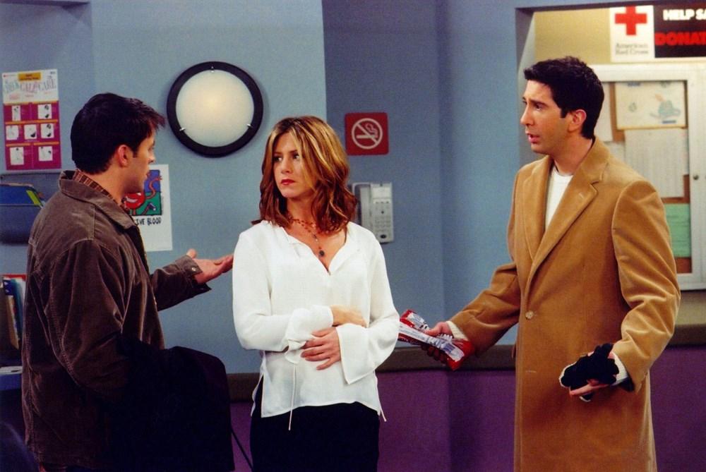 Friends'in özel bölümü bir kez daha ertelendi - 3