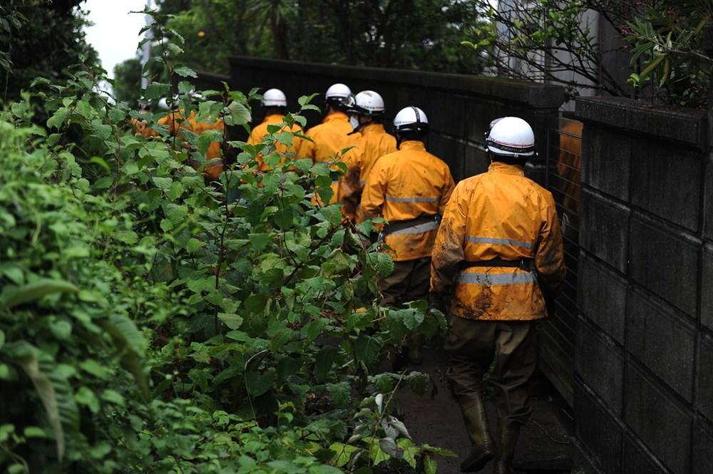 Japonya'daki sel felaketi: Ölü sayısı 7'ye yükseldi - 20