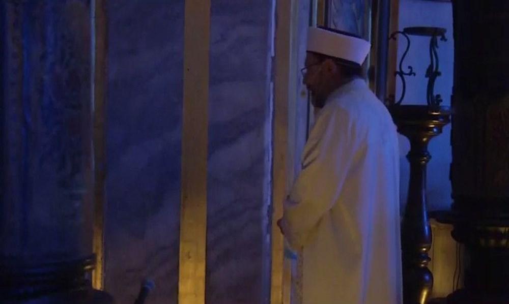 Ayasofya-i Kebir Cami-i Şerifi'nde 86 yıl sonra ilk bayram namazı - 1