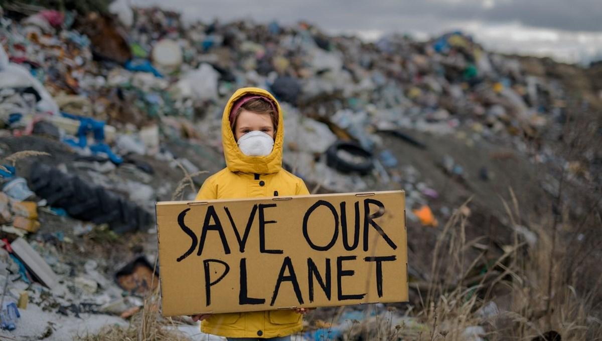 Bir milyar çocuk iklim krizi nedeniyle 'yüksek risk' altında