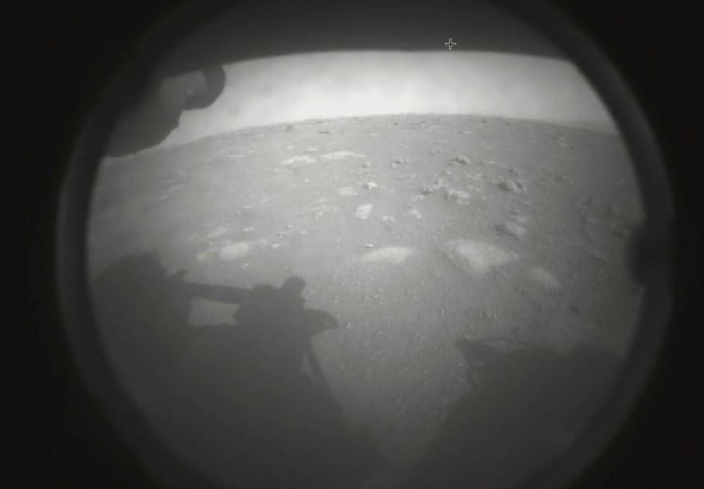 NASA, Mars'tan yeni fotoğraflar paylaştı - 4