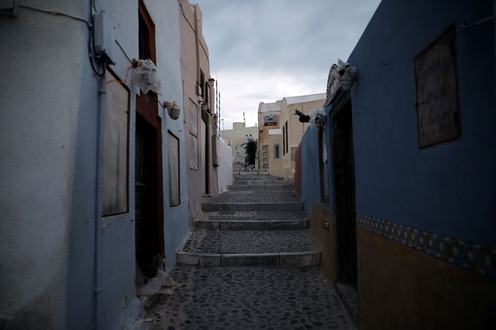 Yunanistan'da öncelik turizm: Yabancı turistleri geri getirmek amacıyla adalardaki herkes aşılanacak - 10