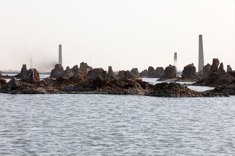 Çölün ortasındaki mucize: Necef Denizi - 15