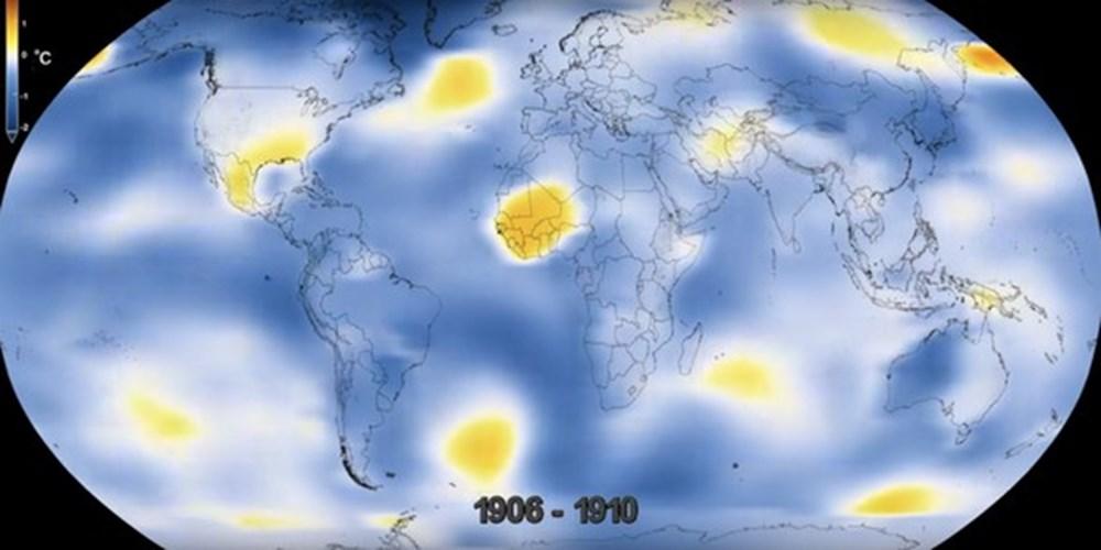 Dünya 'ölümcül' zirveye yaklaşıyor (Bilim insanları tarih verdi) - 35