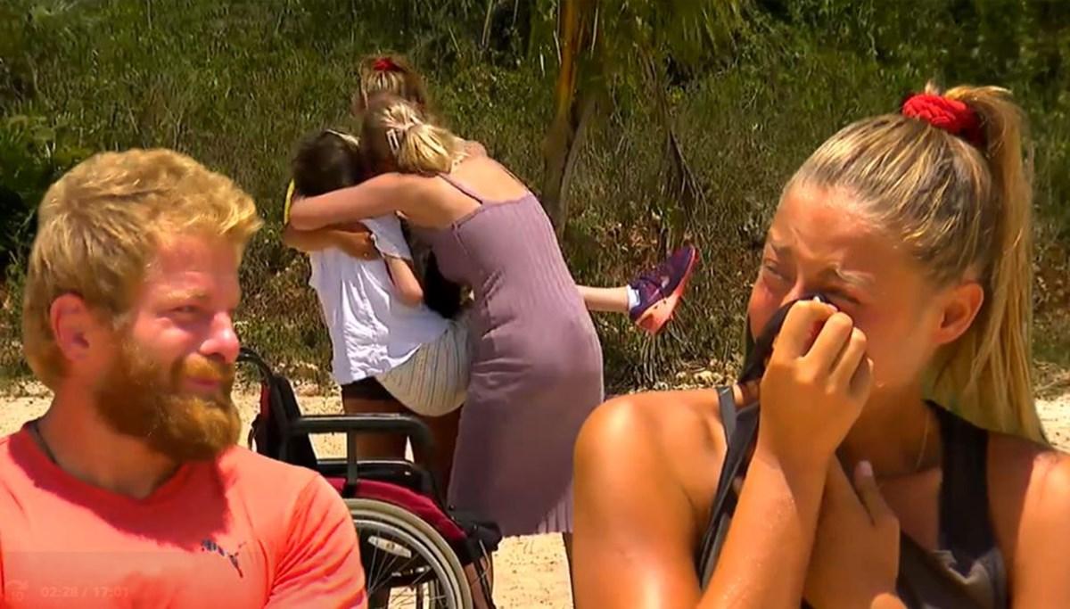 Survivor 2021 yarışmacıları gözyaşlarına boğuldu