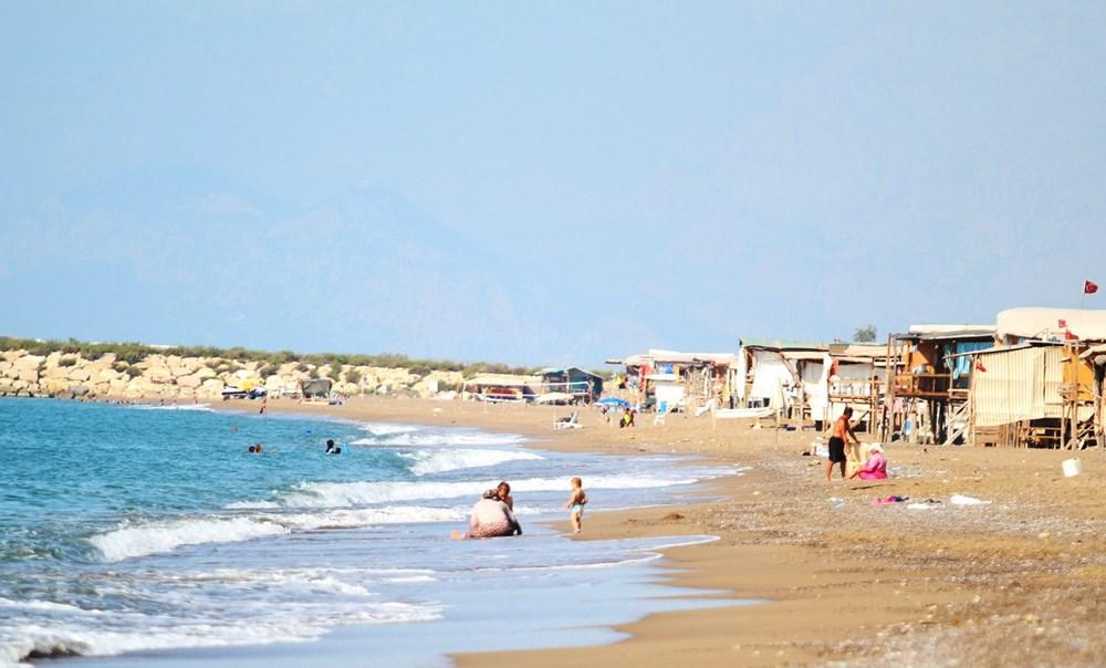 Lüks tatilin bedavaya sunulduğu 'Çardak Beach' çöplük oldu - 10