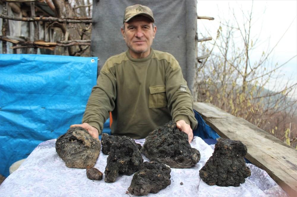 Gökten başına servet yağdı (Ağırlığı 5 kilodan fazla olan taşları satmayı planlıyor) - 8