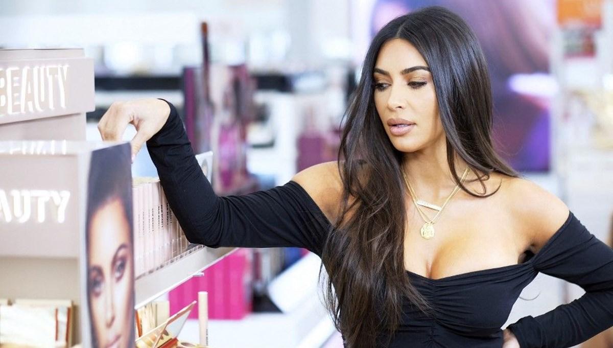 Kim Kardashian cilt bakım işine giriyor