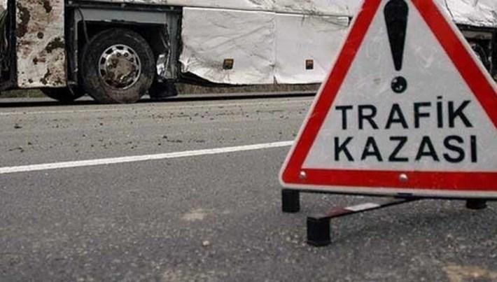 Nevşehir'de tur otobüsü devrildi: 14 yaralı