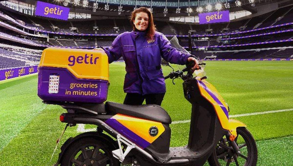 Tottenham Hotspur'un resmi sponsoru 'Getir' oldu