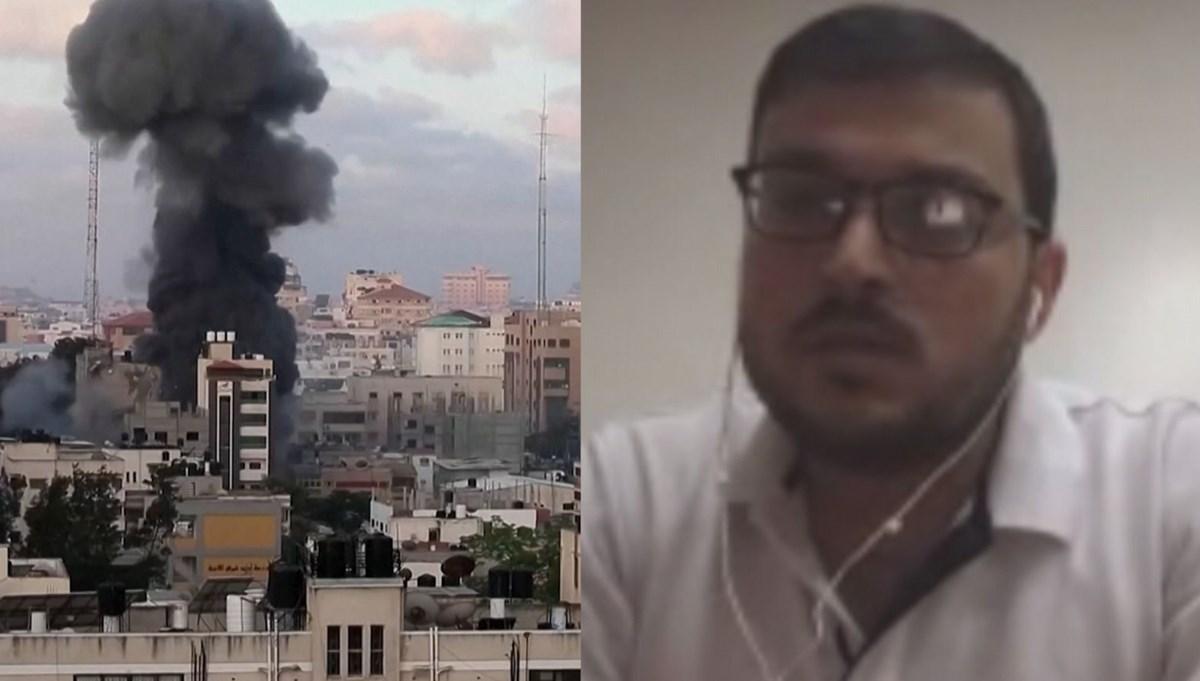 Gazzeli cerrah NTV'ye anlattı: Hastaneler kasten vuruluyor