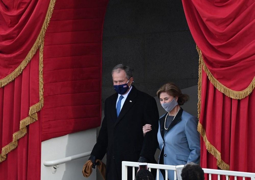 Joe Biden'ın yemin töreninden kareler (ABD'nin 46. Başkan Joe Biden göreve başladı) - 13