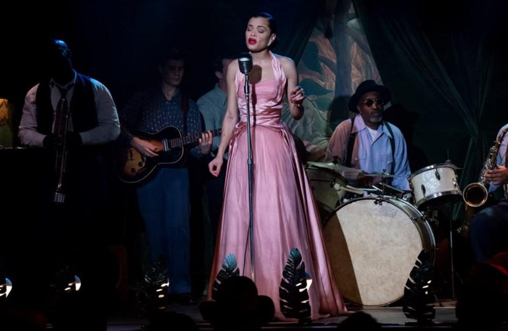 The United States vs. Billie Holiday filmine özel kostümler - 3