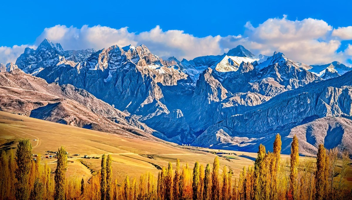 Kadın dağcının gözünden 'dağcıların kutsal toprakları' Aladağlar