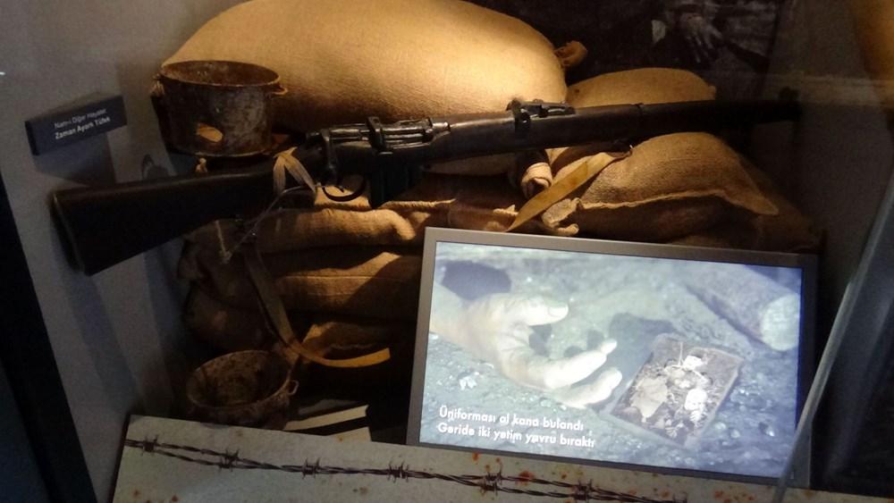 Çanakkale ruhu mobil müze ile Türkiye'ye yolculuğuna başladı - 7