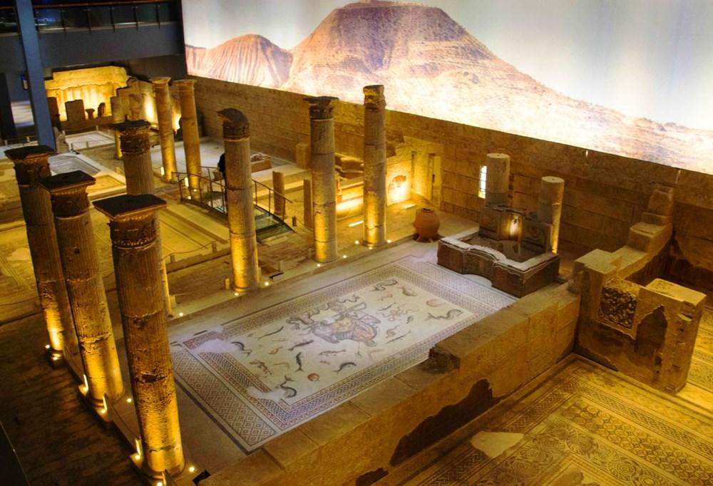 En çok iz bırakan müzeler: Türkiye'de Göbeklitepe ve Anadolu Medeniyetleri, dünyada Louvre Müzesi - 11