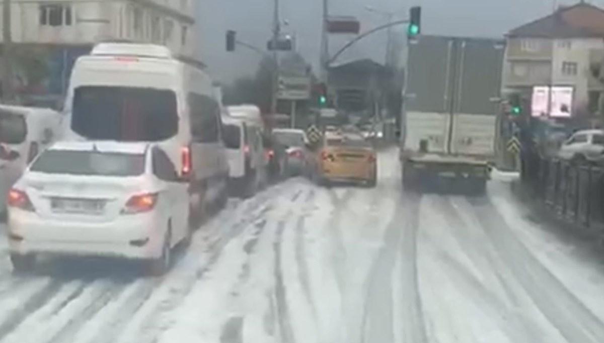 İstanbul Tuzla'da endişelendiren görüntü