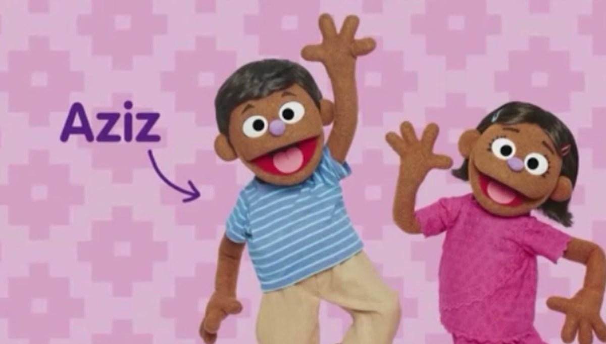 Onlar Susam Sokağı'nın en yeni karakterleri: Mülteci İkizler