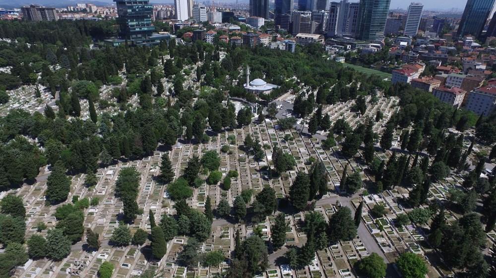 İstanbul'da mezar karaborsası; 2 milyon liraya mezar yeri satıyor - 6