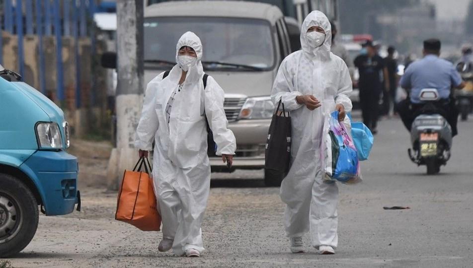 Çin'in başkenti Pekin'de yeni corona virüs vakaları