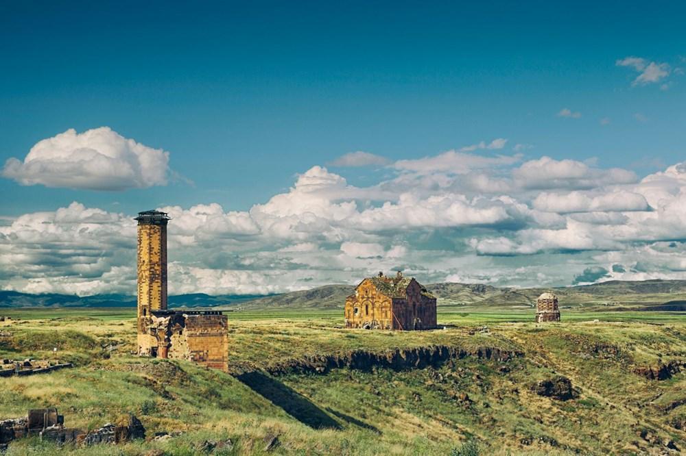 Türkiye'nin 7 bölgesinin tarihi cennetleri - 13