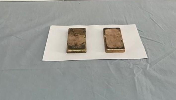 Hakkari'de 2 kilo 484 gram kaçakkülçealtınele geçirildi