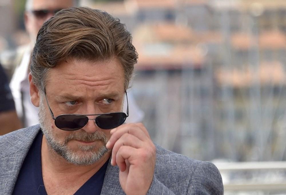 Russell Crowe, Thor: Love and Thunder'da Zeus'u canlandıracak - 5