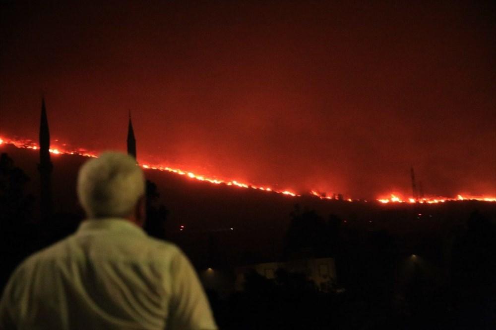 Antalya, Adana, Mersin,Muğla, Osmaniye ve Kayseri 'de orman yangınları - 22