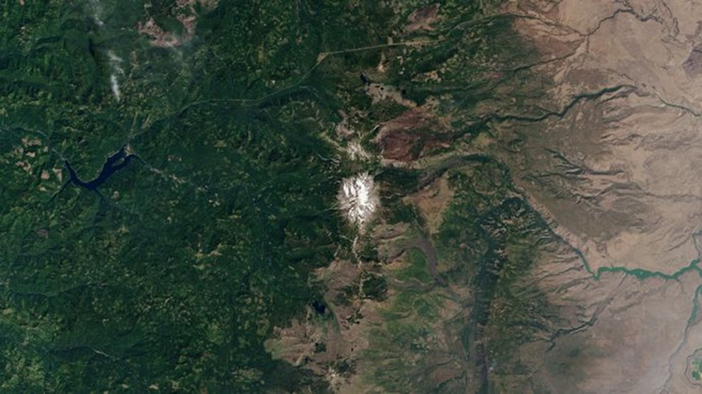 NASA'dan 'Ankara' paylaşımı (Astronotların gözünden gezegenimiz) - 20